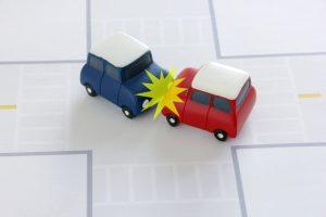 交通事故を起こしやすい