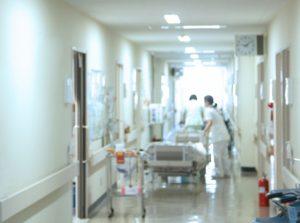精神科病棟に入院