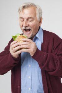 高齢者認知症の咀嚼・嚥下対策